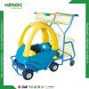 Children Kids Plastic Supermarket Shopping Trolley (HBE-K-5)