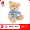 Funny Infant Plush Toy Stuffed Teddy Bear with Doctor Coat