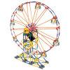 Loz Best Gift Items Creative Ferris Wheel Enlighten Game Brick Toy