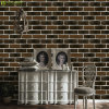 China Wholesale Cheap PVC Vinyl Waterproof 3D Brick Wall Paper