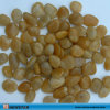 China Yellow Polished Pebbles Stones