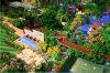 Scale Resort Villa Model