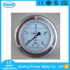 100mm Bottom Type with Flange Lower Connection Manometer
