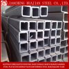 Black Carbon Steel Square Tube Used for Structure
