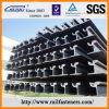 Suyu En14811 12m Steel Grooved Heavy Rail (59R1)