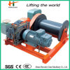 Electric Wire Rope Portable Construction Winch