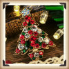 New Design Christmas Tree Fashion Jewellery Brooch