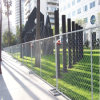 6ftx8FT Portable Temporary Chain Link Fencing, Temporary Chain Link Mesh