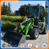New Mini Front Wheel Loader with Pallet Fork