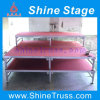 Aluminium Mobile Folding Stage