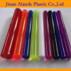 Clear and Color Acrylic Tube, Acrylic Rod for Decoration