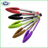 Stainless Steel Silicone Kitchen Food Tong BBQ Tong Clip