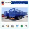 3 Axle Cargo Stake Truck Trailer to Transport Goods