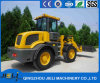 Mini Wheeled Loader Zl16D with FAW Diesel Engine 53kw in New Design Swing Hinge