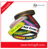 Promotional Personalized Silicon Wrist Strap with Logo/Neoprene Wrist Strap