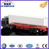 40feet Two Axle Skeletal Container Semi-Trailer