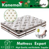 5 Star Hotel Clouds Feel Latex Pillow Top Pocket Spring Mattress