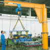 Workshop Used 360 Degree Column Cantilever Jib Crane