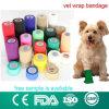 Coban Coflex Horse Pet Bandage Cohesive Elastic Bandage Crepe Bandage
