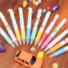 Lovely Double Punction Ball Pen for Student Use (1133)