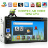 Android Double 2 DIN in Dash Car DVD Player Stereo GPS Capacitive Screen 3G WiFi