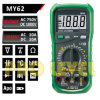 2000 Counts Professional Digital Multimeter (MY62)