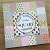 "Customize Printing 12 X 12 "" Gold Foil Scrapbook Paper /Decorative DIY Scrapbooking Paper Pad"
