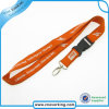 Polyester Material Silk Screen Printing Lanyards
