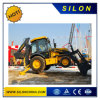 Farm Tractor Loader Backhoe Changlin Brand Wz30-25c