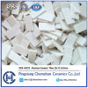 92% Alumina Ceramic Tiles with Size 25X12.5X3mm
