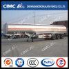 Cimc Huajun 20-40cbm High Quality Aluminium Alloy Liquid Tanker