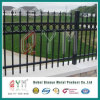 Galvanized Picket Weld Fence / Plastic Picket Fence Welded Mesh Fence