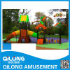 Competitive Outdoor Playground Equipment Slide (QL14-121C)
