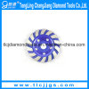 Cold Pressed Continuous Cup Grinding Wheel / Saw Blade