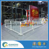 Galvanized Crowd Control Barrier with Bridge Feet/Steel Traffic Barrier