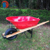 6 Cu. FT. Wood Handle Construction Heavy Duty Wheel Barrow