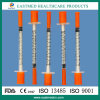 Ce/ISO Approved Insulin Syringe
