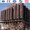 Wet Ore / Gold Mineral Gravity Spiral Chute Separator Machine
