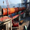 Large Capacity (1000-10000tpd) Nickel and Kaolin Cement Rotary Kiln