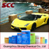 Good Sanding Orange Yellow Color 2k Auto Refinish Paint
