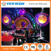 Lightweight Video Indoor Stage Rental LED Curtain Screen