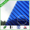 Lexan Polycarbonate Roofing Twin-Wall Hollow Sheet 10mm Polycarbonate Greenhouse Sheeting