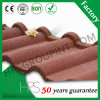 Lightweight Colorful Roofing Material Stone Coated Metal Roof Tile
