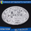 Wholesale Custom Made Belt Buckle in Zinc Alloy