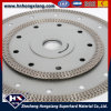 Cyclone Mesh Turbo Diamond Blade for Granite Sandstone Concrete Cutting