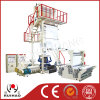 Elevator Rotation Die Head PE Film Blowing Machine