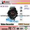 8GB HD Waterproof Watch Style Digital Video Recorder