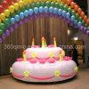 Big Inflatable Birthday Cake Model, Inflatable Cake (BMCT25)