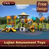 CE Plastic Amusement Outdoor Amusement Equipment (X1237-3)