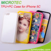TPU+PC Phone Case for iPhone 5 C